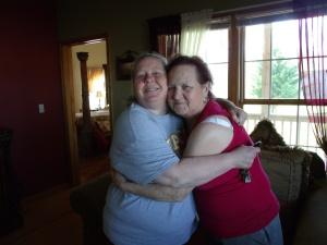 Seeing Aunt Ottie was nice!  It had been YEARS!