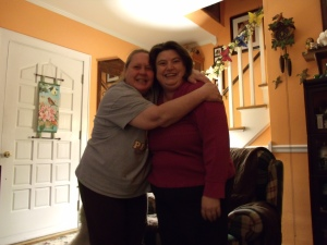 Frances and I have been great friends for more than 20 years!