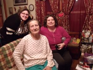 Ysabela, Verna and Frances