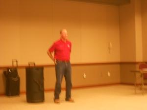 Greg Reddin, ADAPT Director