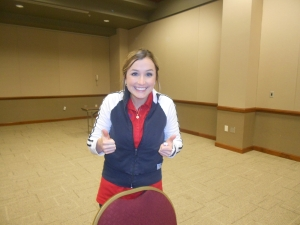 Lyndsay is enthusiastic and knowledgeable!