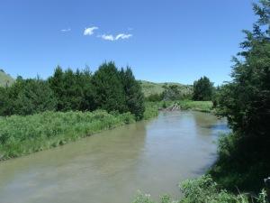 Middle Loup River, Nebraska
