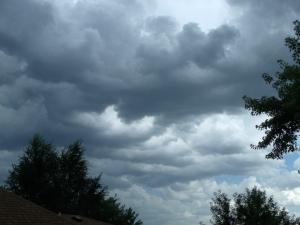 Neat clouds....