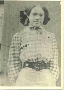 Grandma Virgie O. Blankenship----Grover's wife